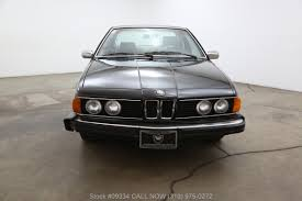 BMW Convertible bmw retro car : 1984 BMW 635 | Beverly Hills Car Club