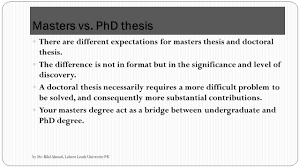 how to organize your thesis structure of a research paper 6 masters vs