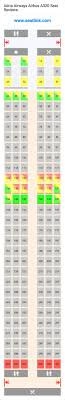 Adria Airways Airbus A320 Seating Chart Updated December