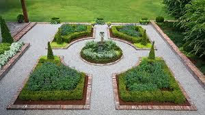 Small Picture Formal Garden Design Gardening Ideas