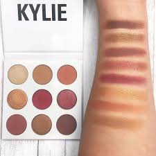 The Burgundy Palette by Kylie Cosmetics