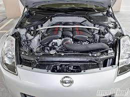 nissan 350z modified engine. Modp 1102 06 Nissan To Modified Engine