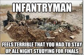 infantry memes | quickmeme via Relatably.com