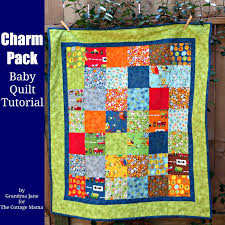 Quilt Patterns Using Charm Packs Simple Decorating