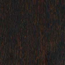 Home Legend Take Home Sample Wire Brushed Oak Coffee HDF Hardwood