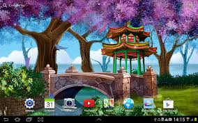 magic garden live wallpaper free of android version m 1mobile com
