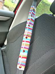 but we don t need to go into that and a seat belt cover seemed like just the sort of thing that i could manage in between other projects