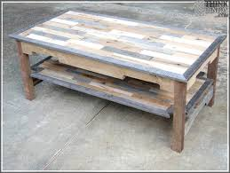 Coffee Tables Out Of Pallets Coffee Table Made Out Of Pallets