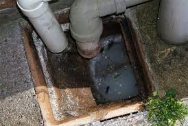 as grease and fat aculate within drains the attract additional debris that eventually builds up within the drainage systems over the years reducing the