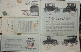Old Brochures Old School Advertising Illustrated In 20 Cool Vintage Brochures