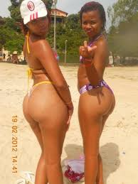 Pics of ebony asses