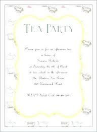 Tea Menu Template Basic Breakfast Templates Free Afternoon