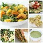 gezonde lunch gerechten