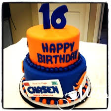 16th Birthday Cakes For Boys Tono