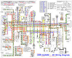klr650 color wiring diagram