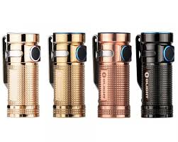 <b>Olight S Mini</b>-Cu Copper | Официальный магазин Олайт в РФ
