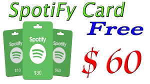 free 2018 how to get spotify gift card for free free spotify codes 2018 100 working