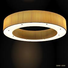 modern contemporary circle round chandelier big ceiling