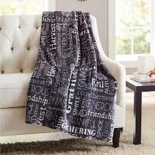 better homes and gardens blanket.  Blanket Better Homes And Gardens Harvest Velvet Plush Throw Blanket For And