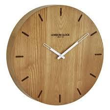 london clock company elis solid wood