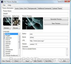 themes create create ps3 themes tutorial best ps3 themes