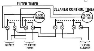 how to wire intermatic t104 and t103 and t101 timers wiring for two t104 timers