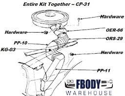 trans am firebird cold air induction parts cold air induction ducts parts