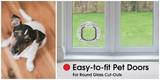 easy to install pet doors glass times