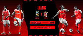 SC Braga - Inicio