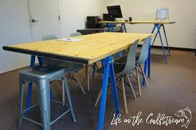 diy conference table conference table and standing desk life on the diy modern conference table diy conference table