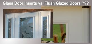 glass door inserts what are they
