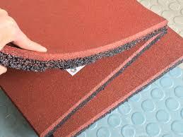epdm indoor crossfit floor gym rubber flooring tile rubber floor mat