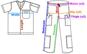 Inseam Vs Outseam Chart Size Chart Aviator Clothing Company