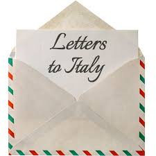Letters to Italy
