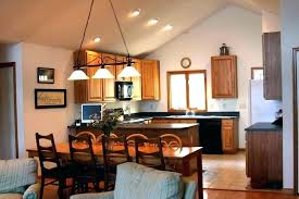 recessed light vaulted ceiling