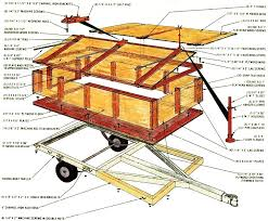 build a homemade camping trailer do it yourself