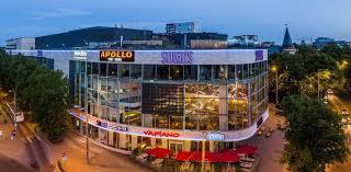 solaris entertainment and lifestyle centre