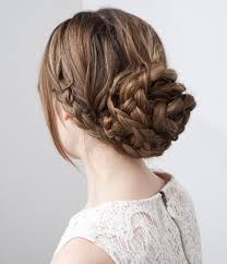 braided updo hairstyles tutorials easy updo ideas for long hair