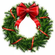 Image result for wreath clip art