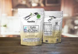 keto chow bag