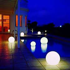 outdoor lighting balls. Outdoor Ball Lights Photo - 1 Lighting Balls O