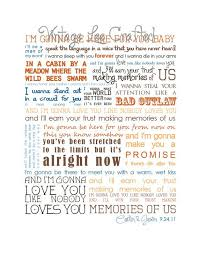 391 best country strong ♡ images on pinterest country life First Dance Wedding Songs Keith Urban personalized making memories of us keith urban lyrics print printable file Song Lyrics Keith Urban