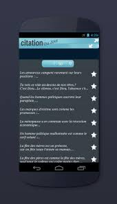 Citation Du Jour For Android Apk Download