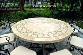 round glass top patio table round patio table 8 new round glass top patio table outdoor