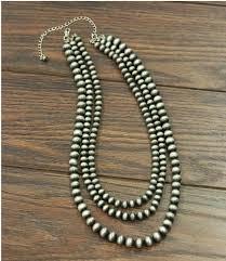 Navajo bead designs Simple Chisholm Trail Designs Faux Navajo Pearls Buckin Wild Designs And Boutique