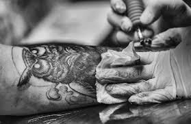 Tetování Křídla Na Záda