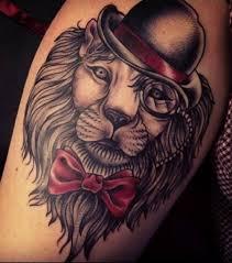 Tatuaggio Leone 20 Idee Originali A Cui Ispirarti