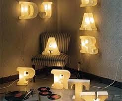 letter lighting. alphabet letter lights lighting l