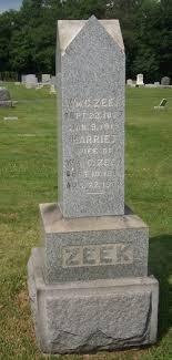William Charles Zeek (1827-1919) - Find A Grave Memorial