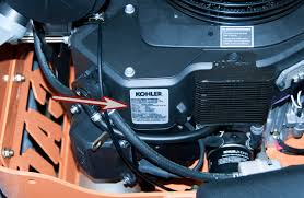 where to the model and serial number on a scag tiger cat zero kohler engine model and serial number location on a scag turf tiger